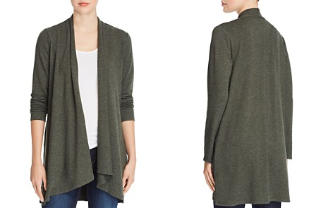 Cupio Heathered Open Cardigan - Bloomingdale's_2
