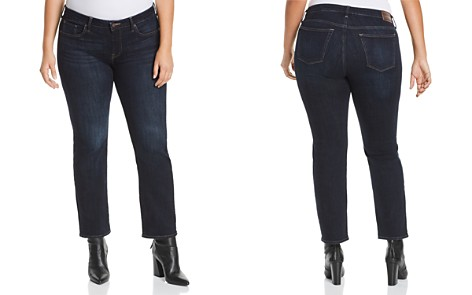 Lucky Brand Plus Lolita Straight-Leg Jeans in Lyndhurst-P - Bloomingdale's_2