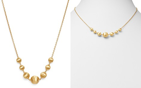 """Marco Bicego 18K Yellow Gold Africa Necklace, 16.5"""" - Bloomingdale's_2"""