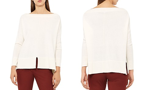 REISS Selina Wool & Cashmere Sweater - Bloomingdale's_2