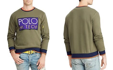 Polo Ralph Lauren Polo Hi Tech Double-Knit Sweatshirt - 100% Exclusive - Bloomingdale's_2