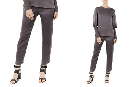 Ted Baker Ted Says Relax Madiy Satin Jogger Pants - Bloomingdale's_2