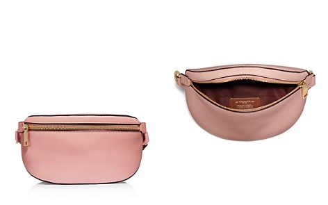 COACH x Selena Gomez Leather Belt Bag - Bloomingdale's_2