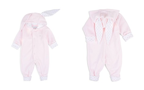 Livly Girls' Hooded Romper with Bunny Ears - Baby - Bloomingdale's_2