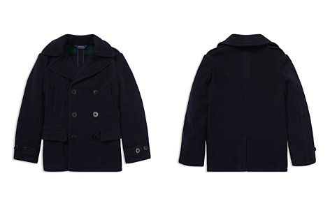Polo Ralph Lauren Boys' Peacoat Jacket - Big Kid - Bloomingdale's_2