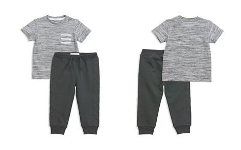 Sovereign Code Boys' Heathered Tee & Jogger Pants Set - Baby - Bloomingdale's_2