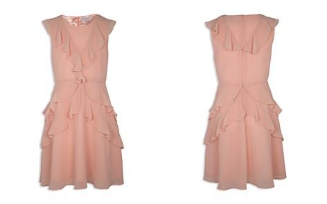 BCBG Girls' Ruffled Chiffon Dress - Big Kid - Bloomingdale's_2