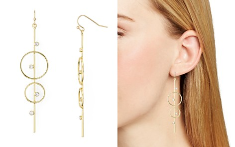 AQUA Circle & Stick Drop Earrings - 100% Exclusive - Bloomingdale's_2
