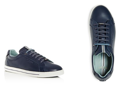 Ted Baker Men's Thawne Leather Lace-Up Sneakers - Bloomingdale's_2