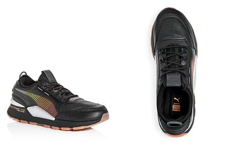 PUMA x Roland Men's RS-0 Leather Lace Up Sneakers - Bloomingdale's_2
