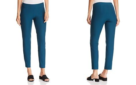 Eileen Fisher Slim-Fit Ankle Pants - Bloomingdale's_2
