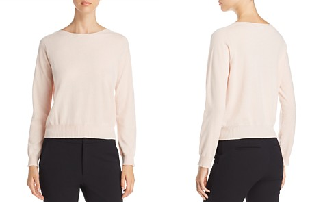 Eileen Fisher Lightweight Cashmere Sweater - Bloomingdale's_2