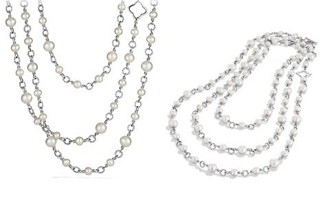 David Yurman Bead Necklace with Cultured Freshwater Pearls - Bloomingdale's_2