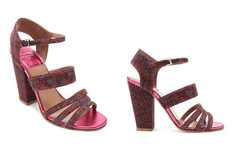 Laurence Dacade Women's Ninon Multicolor Metallic Ankle Strap Sandals - Bloomingdale's_2