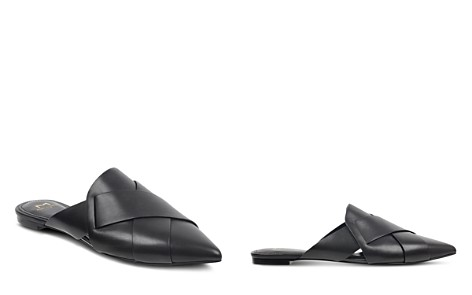 Marc Fisher LTD. Women's Sono Leather Pointed-Toe Mules - Bloomingdale's_2