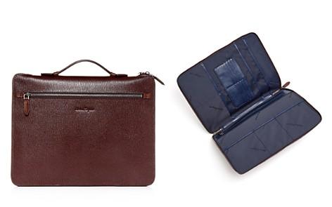 Salvatore Ferragamo Revival 3.0 Leather Portfolio - Bloomingdale's_2