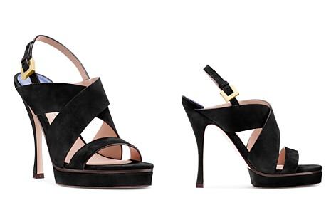 Stuart Weitzman Women's Hester Suede Platform High-Heel Sandals - Bloomingdale's_2