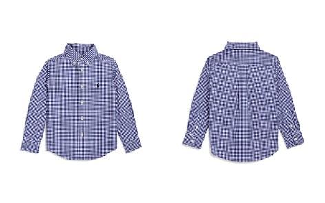 Ralph Lauren Boys' Gingham Button-Down Shirt - Little Kid - Bloomingdale's_2