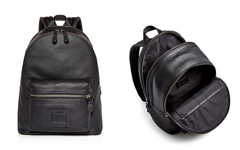 COACH Academy Leather Backpack - Bloomingdale's_2