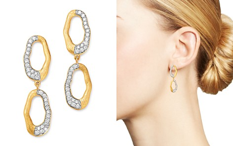 Bloomingdale's Diamond Statement Drop Earrings in 14K Yellow Gold, 0.70 ct. t.w. - 100% Exclusive_2