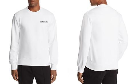 Helmut Lang Corner Dark Crewneck Sweatshirt - Bloomingdale's_2