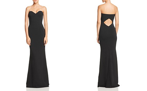 Katie May Myra Strapless Sweetheart Gown - 100% Exclusive - Bloomingdale's_2