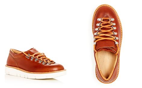 Fracap Men's Leather Low-Top Boots - Bloomingdale's_2