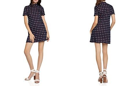BCBGeneration Double Dot A-Line Dress - Bloomingdale's_2