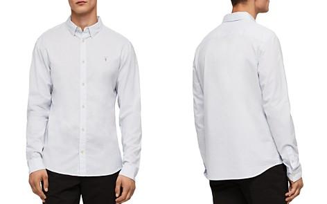 ALLSAINTS Fuller Slim Fit Button-Down Shirt - Bloomingdale's_2