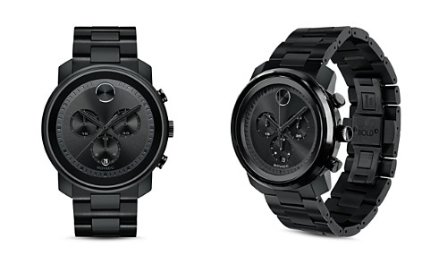 Movado BOLD Large Chronograph, 44mm - Bloomingdale's_2