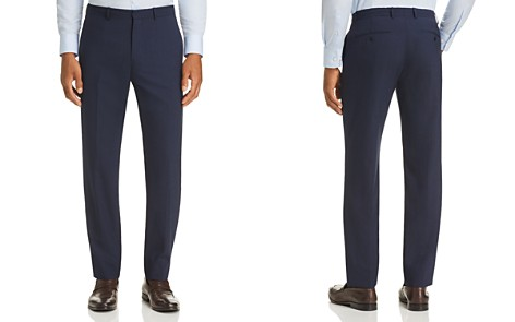 Theory Mayer Broken-Check Slim Fit Dress Pants - Bloomingdale's_2