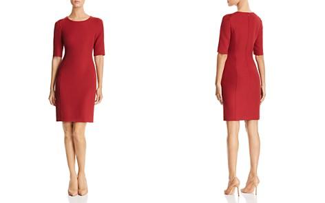 BOSS Daletana Sheath Dress - Bloomingdale's_2