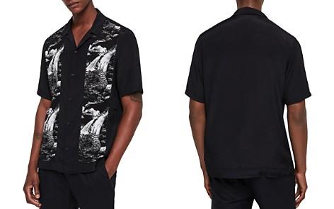 ALLSAINTS Bozeman Slim Fit Camp Shirt - Bloomingdale's_2