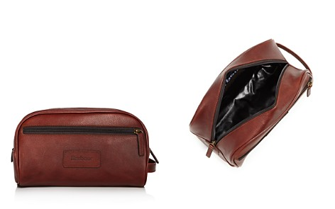 Barbour Leather Washbag - Bloomingdale's_2