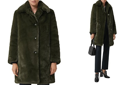 Burberry Tenbridge Faux-Fur Coat - Bloomingdale's_2