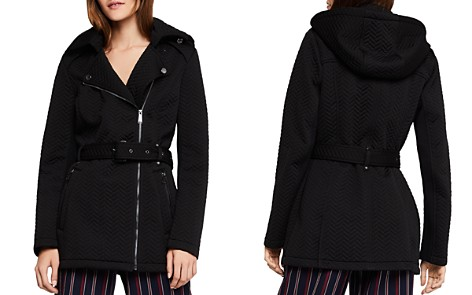BCBGeneration Quilted Chevron Parka - Bloomingdale's_2