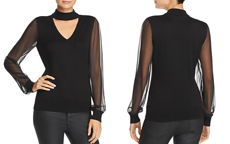 Ramy Brook Ashley Choker Top - Bloomingdale's_2