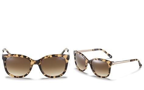 kate spade new york Gayla Sunglasses, 56mm - Bloomingdale's_2