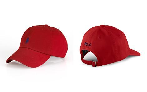 Polo Ralph Lauren Signature Pony Hat - Bloomingdale's_2