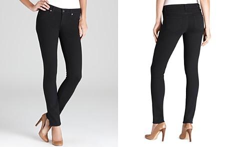 Paige Denim Jeans - Transcend Verdugo Ultra Skinny in Black Shadow - Bloomingdale's_2
