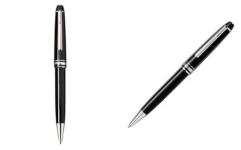 Montblanc Meisterstück Platinum-Coated Classique Ballpoint Pen - Bloomingdale's_2