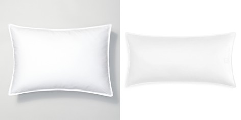 Live Comfortably Asthma & Allergy Friendly Firm Memorelle Pillow, King - Bloomingdale's_2
