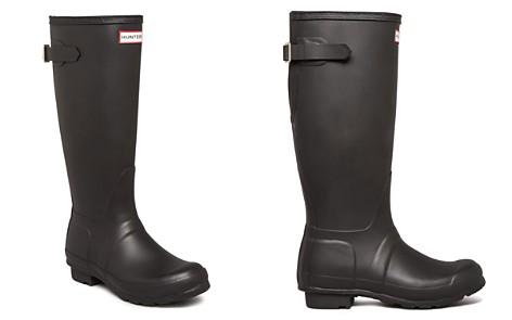 Hunter Women's Original Adjustable Back Rain Boots - Bloomingdale's_2