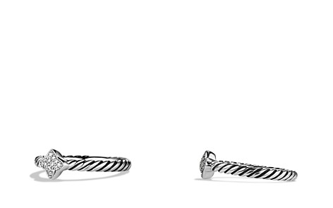 David Yurman Quatrefoil® Ring with Diamonds - Bloomingdale's_2