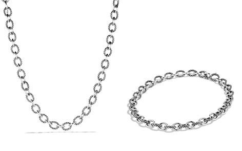 David Yurman Oval Large Link Necklace - Bloomingdale's_2