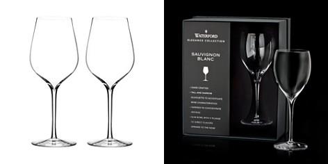 Waterford Elegance Sauvignon Blanc Wine Glass, Pair - Bloomingdale's Registry_2