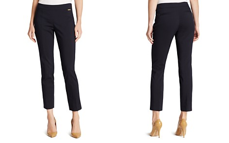 Tory Burch Callie Slim Ankle Pants - Bloomingdale's_2