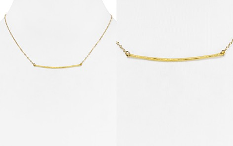 "Gorjana Small Taner Bar Necklace, 16.75"" - Bloomingdale's_2"