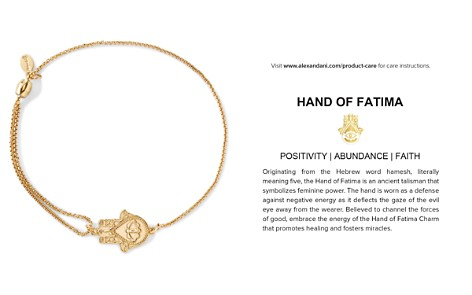 Alex and Ani Precious Metals Symbolic Hand of Fatima Pull Chain Bracelet - Bloomingdale's_2