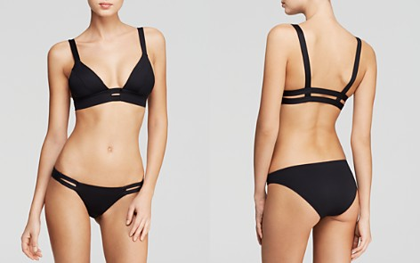 Vitamin A Neutra Bralette Bikini Top & Neutra Full Hipster Bottom - Bloomingdale's_2